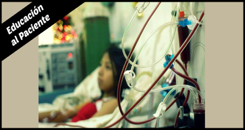 Diálisis: cuando los riñones necesitan ayuda