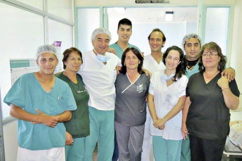 Thumbnail - Amplio operativo quirúrgico de MATER en San Antonio