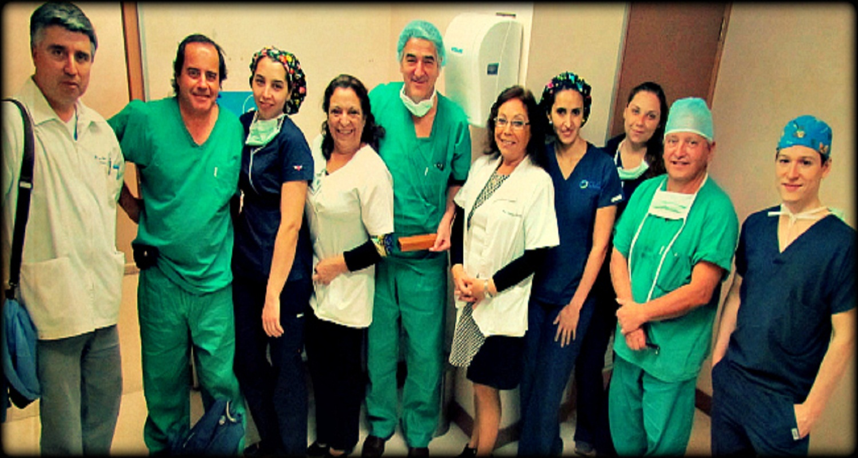 Exitoso operativo en Hospital Juan Noé de Arica