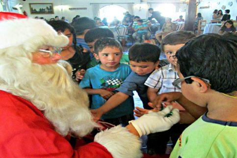 Thumbnail - Navidad Familiar de MATER en el Gil Letelier