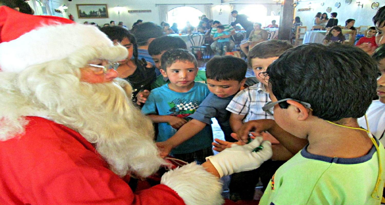 Navidad Familiar de MATER en el Gil Letelier