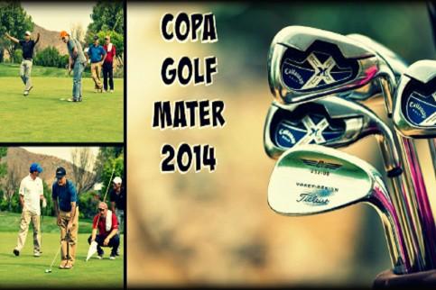 Thumbnail - Resumen de la exitosa Copa Golf Mater 2014