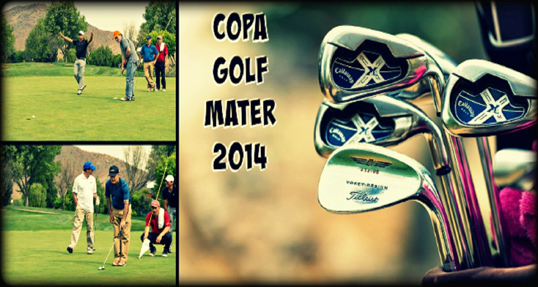 Resumen de la exitosa Copa Golf Mater 2014