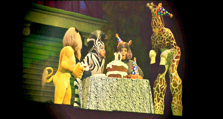 Los niños de MATER visitaron la obra Madagascar