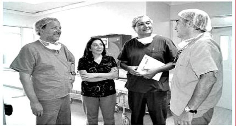 Hospital de Iquique ya cuenta con la ayuda de MATER