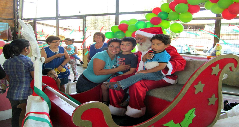 Innovadora fiesta navideña de nuestro Voluntariado