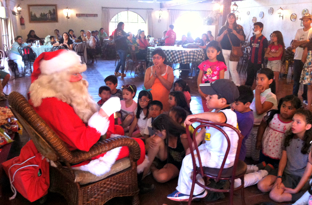 Una movida Navidad en el Gil Letelier