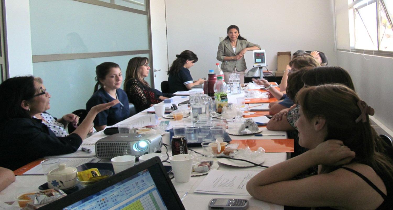 Exitoso taller de Hipertensión Arterial en Niños