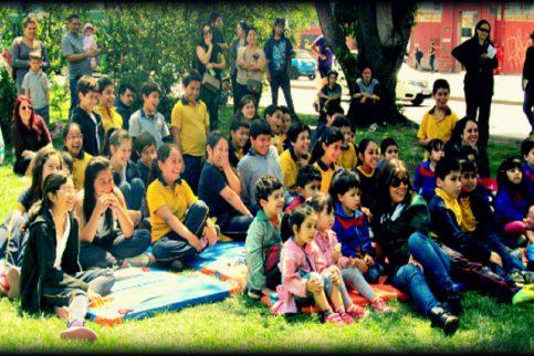 Thumbnail - Mater celebra los derechos del niño en evento comunal