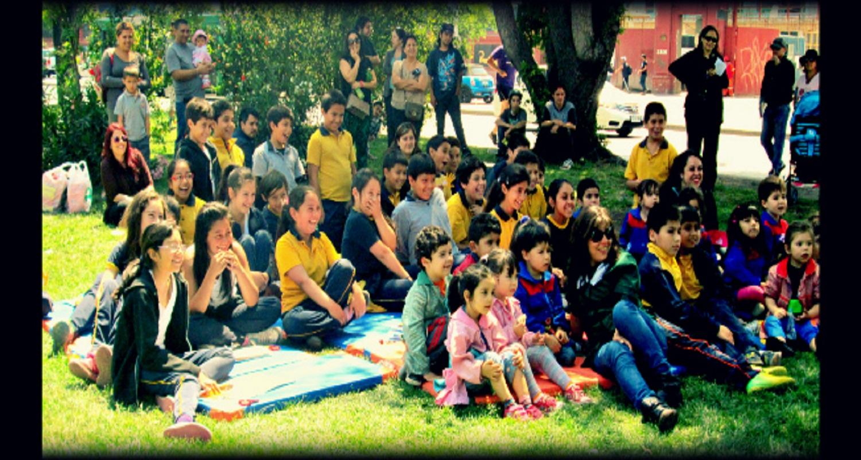 Mater celebra los derechos del niño en evento comunal