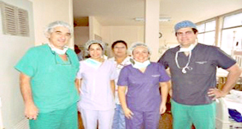 Hospital de Ovalle y el apoyo de MATER