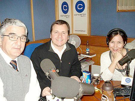 Dr. José Manuel Escala en Radio Concierto