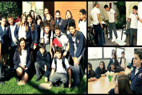 Thumbnail - Colegio San Francisco Javier (Huechuraba) visita MATER