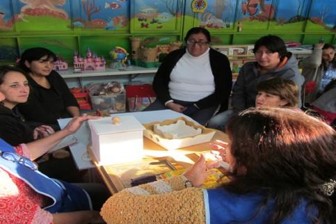 Thumbnail - 2° Taller de voluntarias y madres de niños Mater