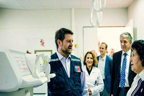 Thumbnail - Intendente Metropolitano visita Corporación MATER