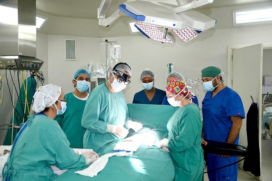 Operativo Médico en Chillán