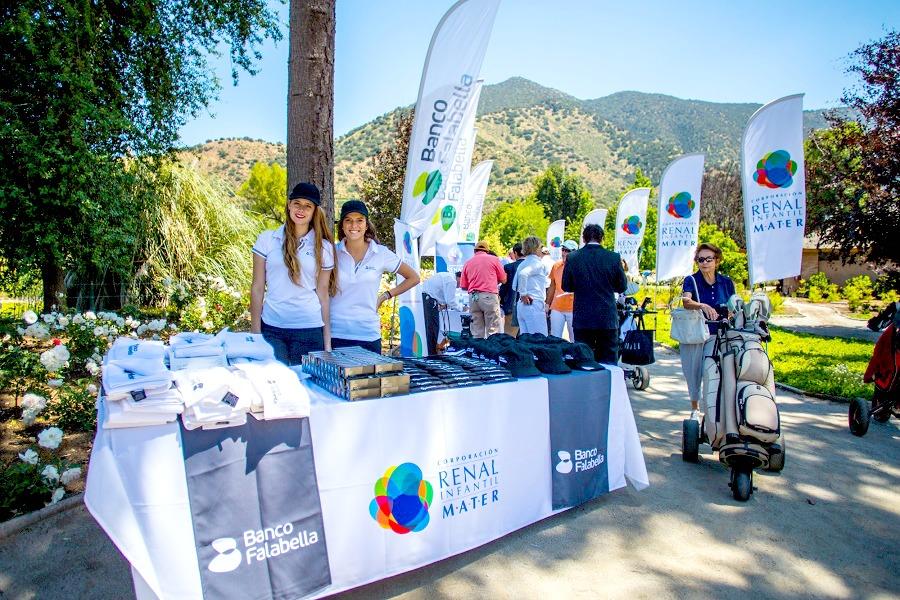 Exitoso Campeonato de Golf MATER- Banco Falabella