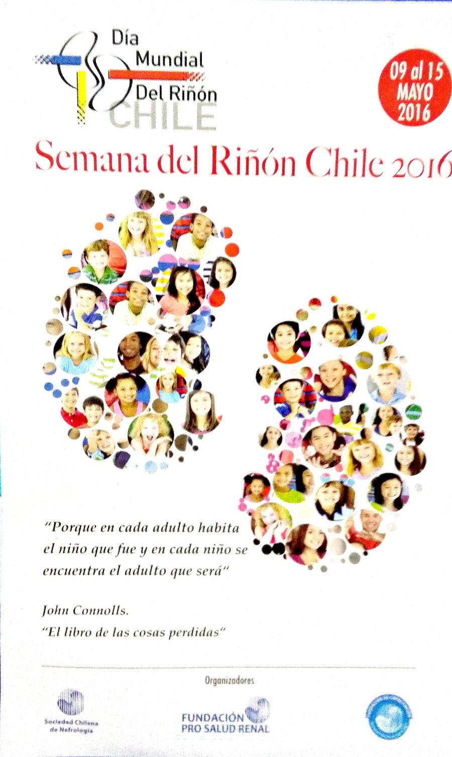 Semana del Riñón en Chile