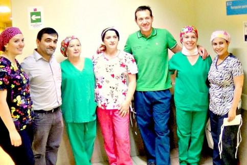 Thumbnail - Exitoso operativo en Hospital San José de Victoria