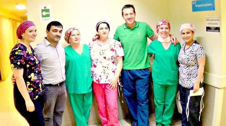 Exitoso operativo en Hospital San José de Victoria