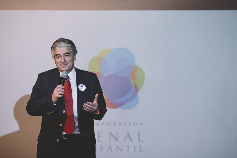 Socios fundadores conmemoran 20 años de Corporación MATER