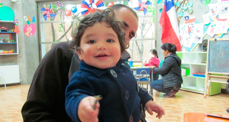 Celebramos Fiestas Patrias con nuestros pacientes