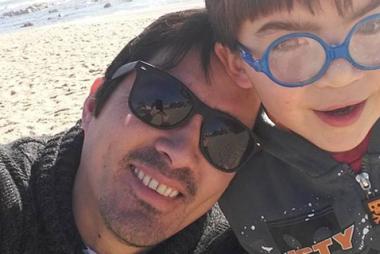 """Thumbnail - #TestimonioMATER: """"Mi hijo sabe que lleva consigo algo mío y lo cuida muchísimo"""""""