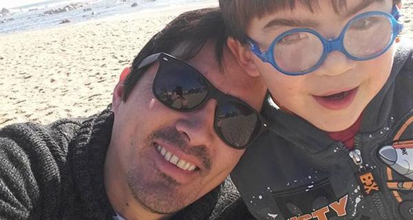 """#TestimonioMATER: """"Mi hijo sabe que lleva consigo algo mío y lo cuida muchísimo"""""""