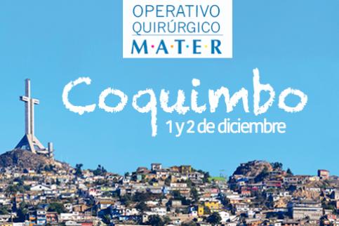 Thumbnail - Corporación MATER y Hospital San Pablo de Coquimbo realizarán operativo quirúrgico