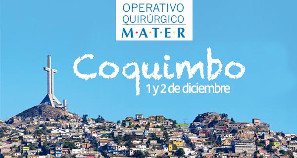 Corporación MATER y Hospital San Pablo de Coquimbo realizarán operativo quirúrgico