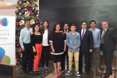 Thumbnail - Hoteles NH inicia en Chile su campaña solidaria junto a Corporación MATER