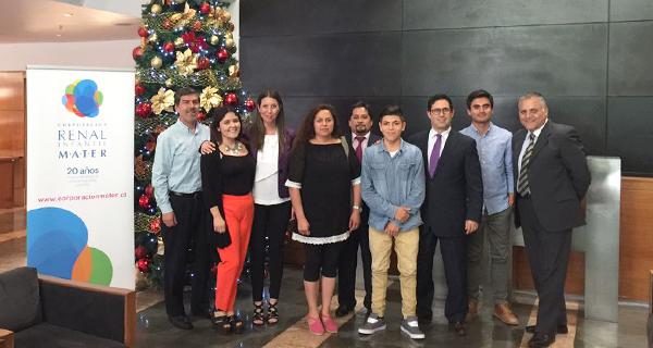 Hoteles NH inicia en Chile su campaña solidaria junto a Corporación MATER