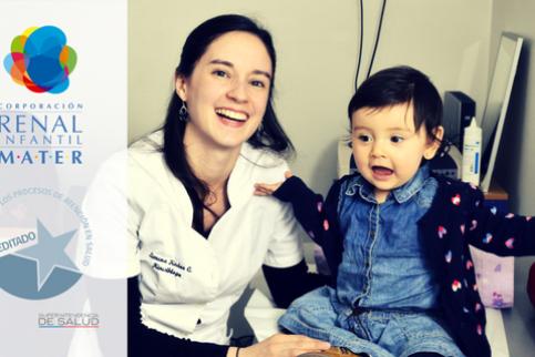 Thumbnail - Centro de Diagnóstico MATER obtiene acreditación por tres años