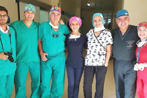 Thumbnail - Operativo Quirúrgico en Santa Cruz: 11 niños fueron beneficiados