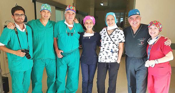 Operativo Quirúrgico en Santa Cruz: 11 niños fueron beneficiados