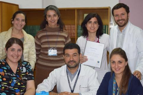 Thumbnail - Corporación MATER entrega modelo de intervención a centros de hemodiálisis