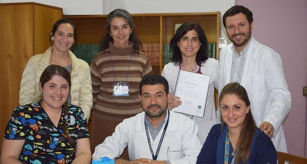 Corporación MATER entrega modelo de intervención a centros de hemodiálisis