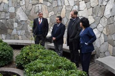 Thumbnail - Autoridades de la Municipalidad de San Miguel visitan Corporación MATER
