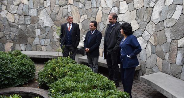 Autoridades de la Municipalidad de San Miguel visitan Corporación MATER
