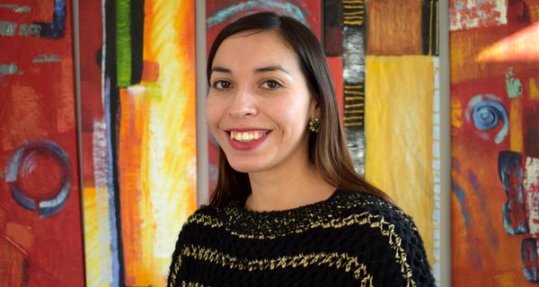"""Evelyn Iriarte: """"Quiero ser un facilitador para quienes no tienen oportunidades en salud"""""""