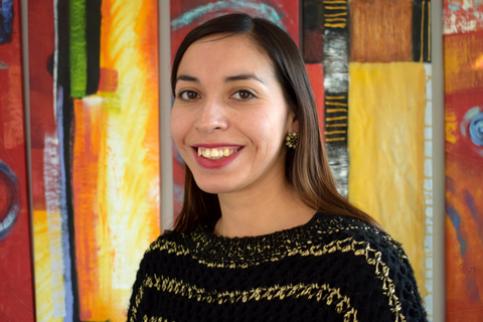 """Thumbnail - Evelyn Iriarte: """"Quiero ser un facilitador para quienes no tienen oportunidades en salud"""""""