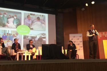Thumbnail - Corporación MATER expone ante la industria farmacéutica