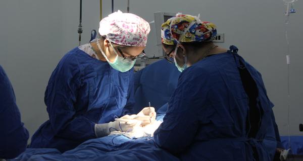 MATER facilita 60 cirugías infantiles en Talca