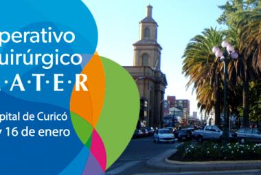 Thumbnail - Corporación MATER realizará segundo operativo quirúrgico en Curicó
