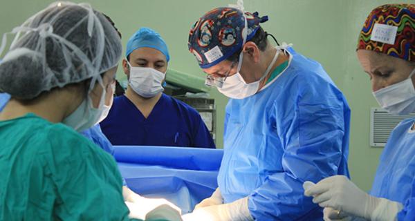 Realizamos nuestro primer operativo quirúrgico en Curanilahue