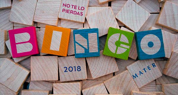 Ganador encuesta satisfacción Bingo MATER 2018