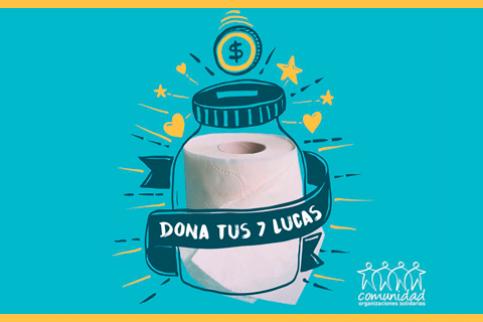 Thumbnail - Corporación MATER se suma a #YoDonoMis7Lucas