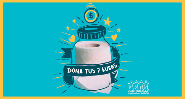Corporación MATER se suma a #YoDonoMis7Lucas