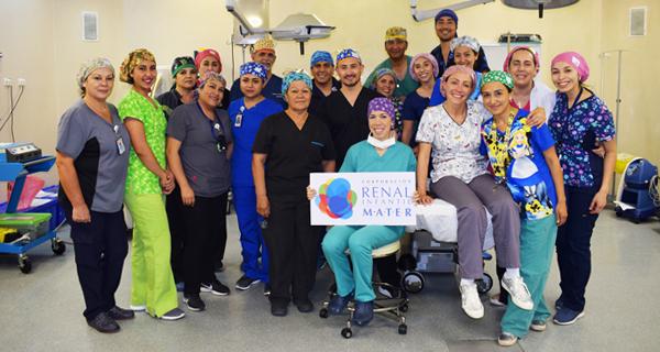 MATER y Hospital del Huasco finalizan exitoso operativo infantil