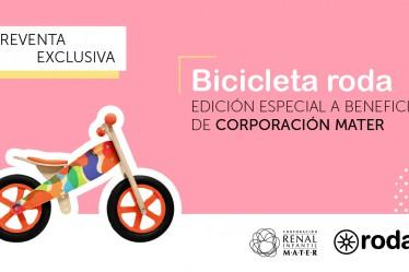 Thumbnail - Lanzan bicicleta para ayudar a prevenir el daño renal en niños